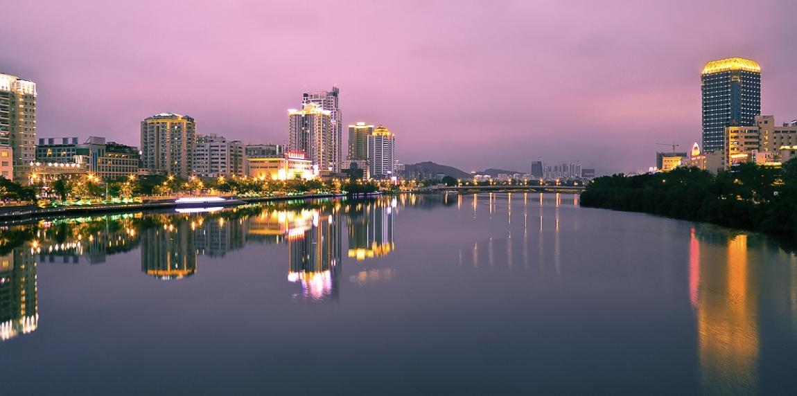 海南三亚城市照明规划